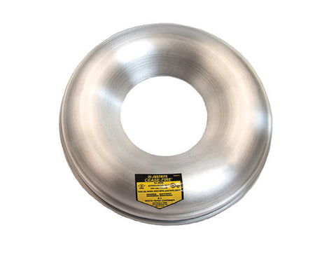 Aluminum Head for use with Cease-Fire® Waste Receptacle Safety Drum Can, 12 and 15 gallons (45 and 57L) - SolventWaste.com