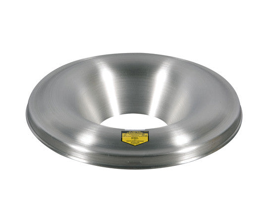 Aluminum Head for use with Cease-Fire® Waste Receptacle Safety Drum Can, 30 gallons (110L) - SolventWaste.com