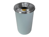 Cease-Fire® Waste Receptacle, Safety Drum Can with Aluminum Head, 12 gallon (45L) - SolventWaste.com