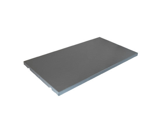 ChemCor® SpillSlope® Steel Shelf for 23-gallon Under Fume Hood safety cabinet - SolventWaste.com