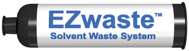 EZwaste®, Safety Vent, Replacement Chemical Exhaust Filter, 1/PK - SolventWaste.com