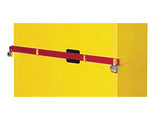 Replacement Security Bar for Hi Security Safety Cabinet, fits 45 gallon - SolventWaste.com
