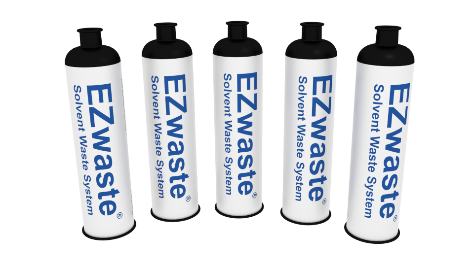 EZwaste®, Safety Vent, Replacement Chemical Exhaust Filter, 5/PK - SolventWaste.com