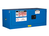 ChemCor® Piggyback Hazardous Material Safety Cabinet, Cap. 12 gals, 2 self-close doors - SolventWaste.com