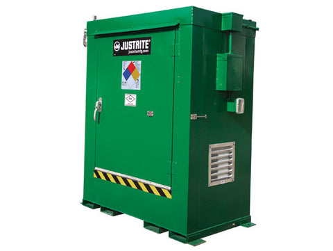 Agri-Turf™ Outdoor Safety Locker, 52-Cu Ft - SolventWaste.com