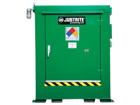 Agri-Turf™ Outdoor Safety Locker, 105-Cu Ft - SolventWaste.com