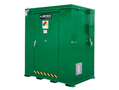 Agri-Turf™ Outdoor Safety Locker, 205-Cu Ft - SolventWaste.com
