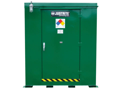 Agri-Turf™ Outdoor Safety Locker, 296-Cu Ft - SolventWaste.com