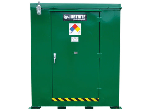 Agri-Turf™ Outdoor Safety Locker, 506-Cu Ft - SolventWaste.com