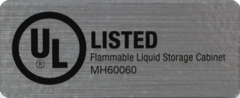 Mobile ADA Flammables Cabinet - SolventWaste.com