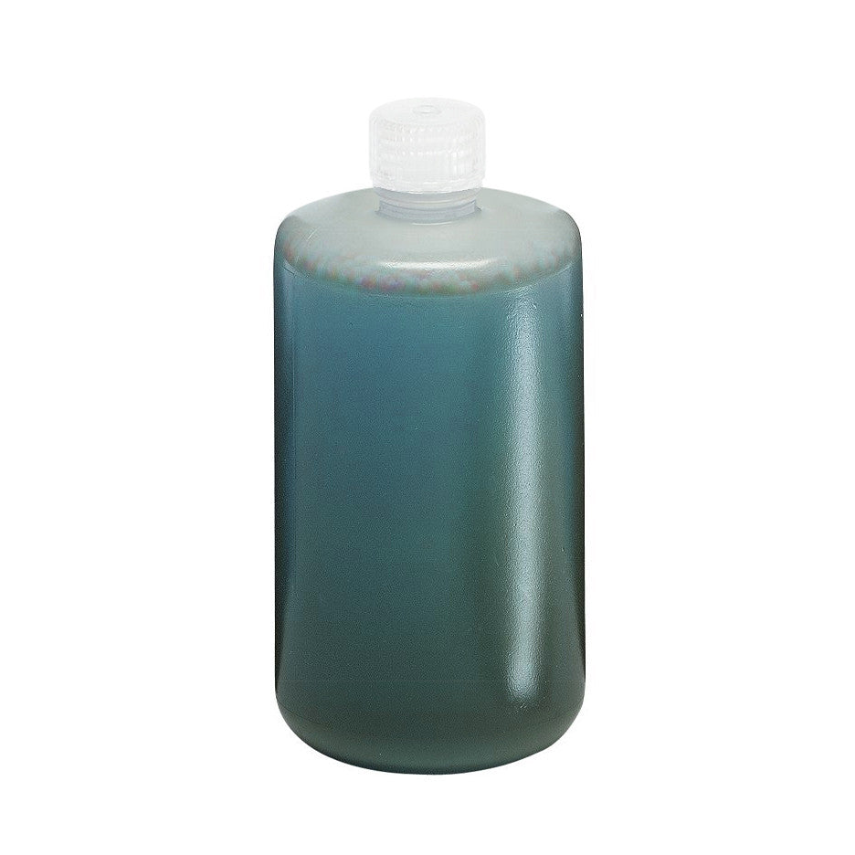 2 Liter Bottles, Nalgene LDPE w/ PP closure and Screw Cap 38-430 - SolventWaste.com