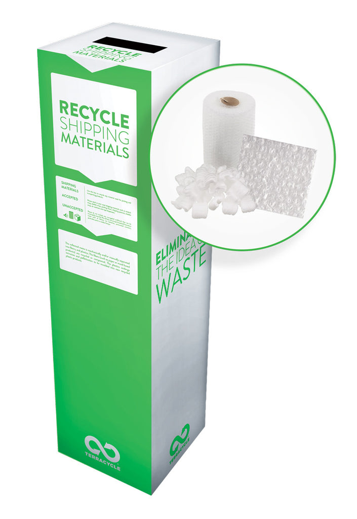 Zero Waste Recycling Box, Shipping Materials - Small - SolventWaste.com