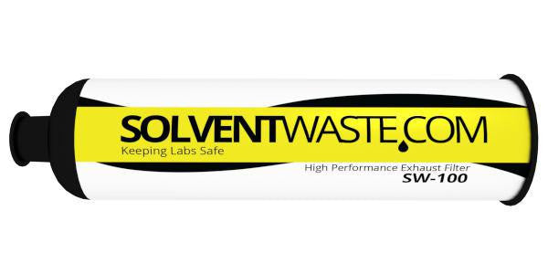 Solventwaste.com Replacement Chemical Exhaust Filter, 1/PK - SolventWaste.com