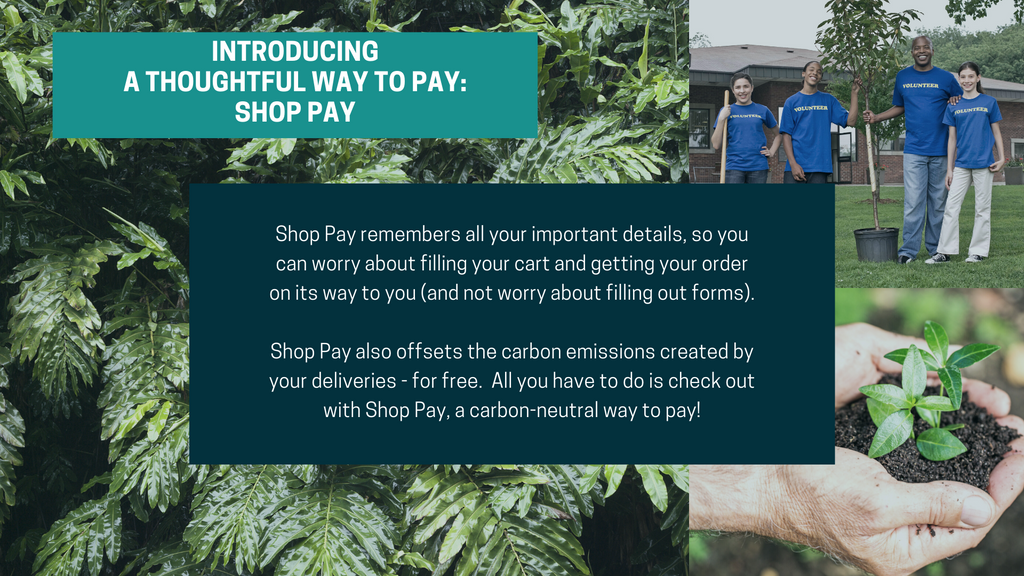 Shop Pay Carbon-Neutral