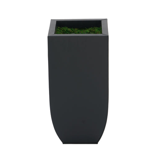 Large Tapered Zinc Planter Pot-in-a-Pot