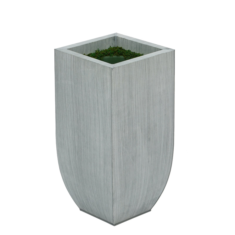 Farmhouse Zinc Planter