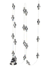 6' Clear Crystal Pendant Garland - House of Silk Flowers®