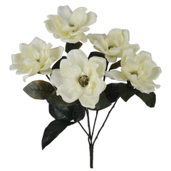 "Artificial 21"" Magnolia Bush - House of Silk Flowers®  - 1"