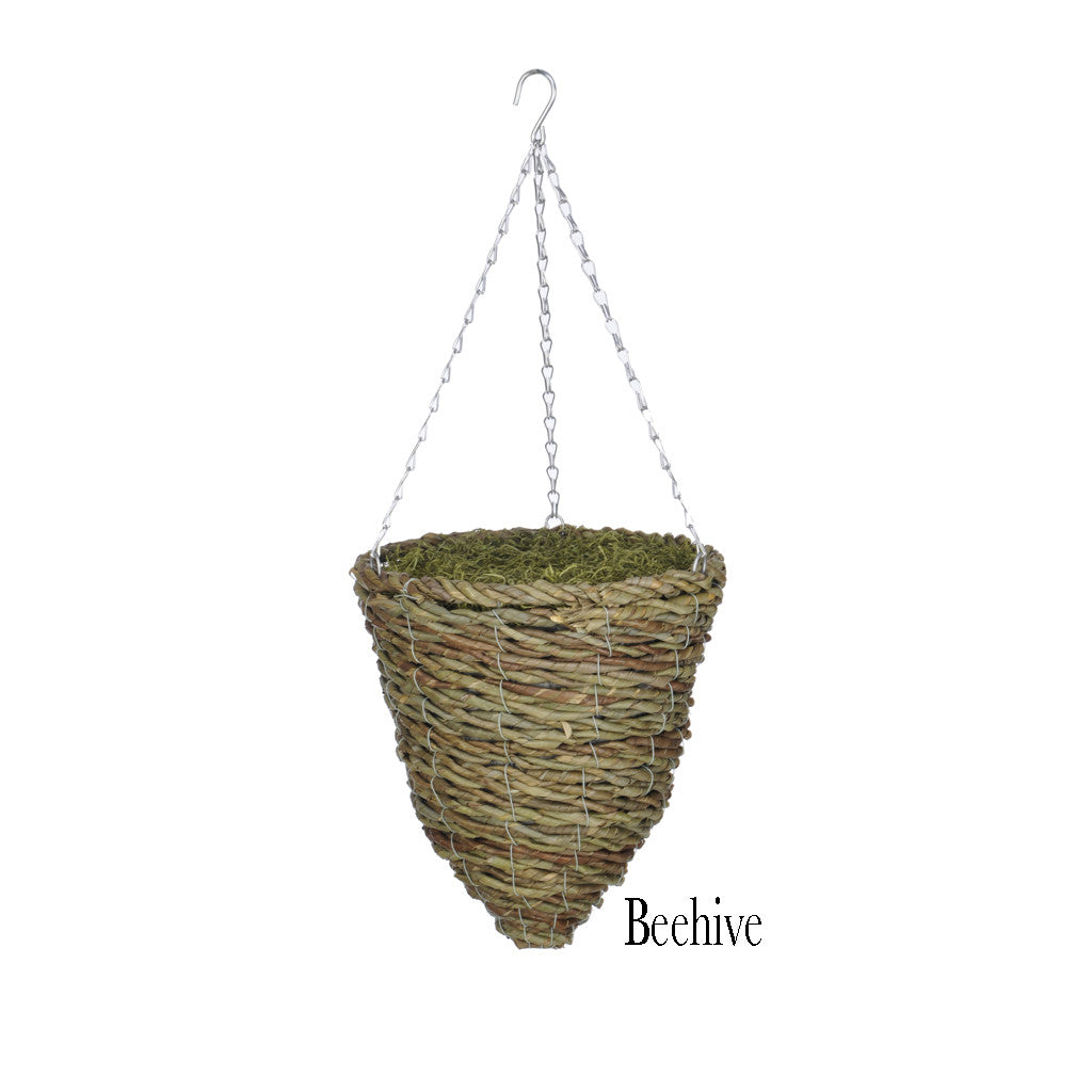 Artificial Clematis Hanging Basket - House of Silk Flowers®  - 7