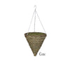 Artificial Wisteria Hanging Basket - House of Silk Flowers®  - 19