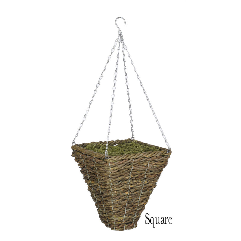 Artificial Bougainvillea Hanging Basket - House of Silk Flowers®  - 11
