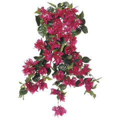 "Artificial 24"" Bougainvillea Trailing Bush - House of Silk Flowers®  - 1"