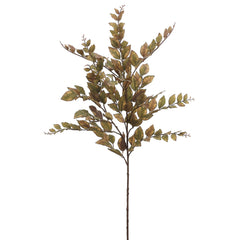 "Artificial 35"" Eucalyptus Spray (Set of 2) - House of Silk Flowers®  - 2"
