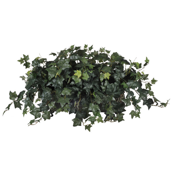 Artificial English Ivy in Ledge