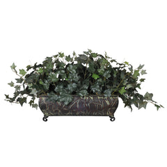 Artificial English Ivy in Ledge - House of Silk Flowers®  - 3