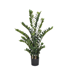 Artificial 4.5 Ft Zamioculcas (Zanzibar Gem) - House of Silk Flowers®