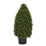 Artificial Boxwood Egg Topiary - House of Silk Flowers®  - 3