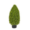 Artificial Boxwood Egg Topiary - House of Silk Flowers®  - 5