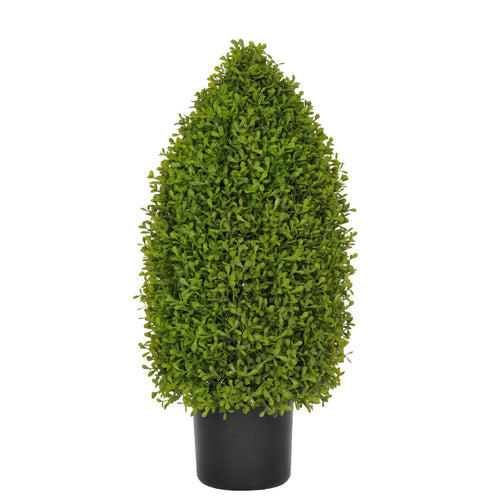 Artificial Boxwood Egg Topiary - House of Silk Flowers®  - 2