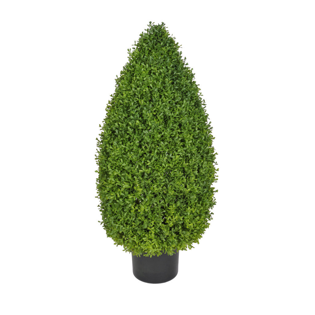 Artificial Boxwood Egg Topiary - House of Silk Flowers®  - 4