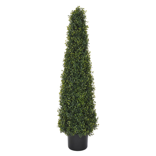 Artificial Boxwood Pyramid Topiary - House of Silk Flowers®  - 1