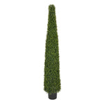 Artificial Boxwood Pyramid Topiary - House of Silk Flowers®  - 3