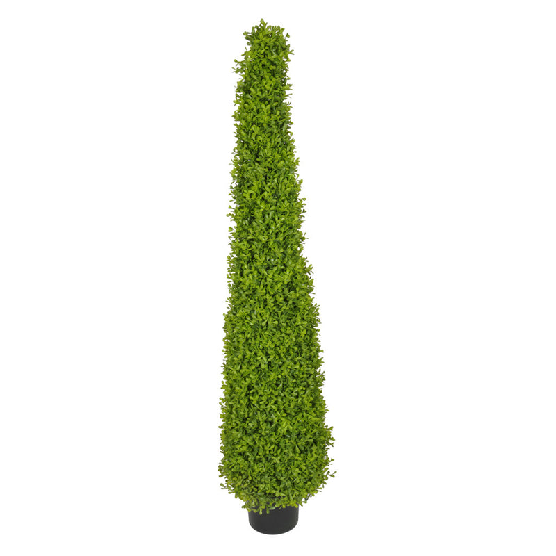 Artificial Boxwood Pyramid Topiary - House of Silk Flowers®  - 5