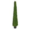 Artificial Boxwood Pyramid Topiary - House of Silk Flowers®  - 6