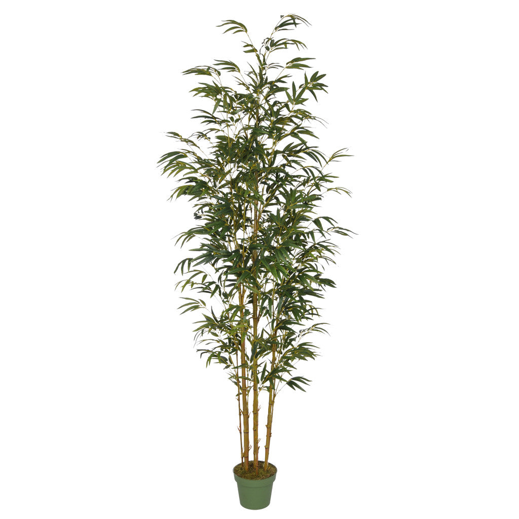 Artificial 7ft Bamboo Tree - House of Silk Flowers®  - 1