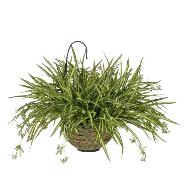 Artificial Spider Hanging Basket