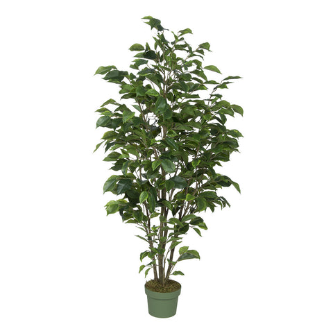 Artificial 4-foot Ficus Tree