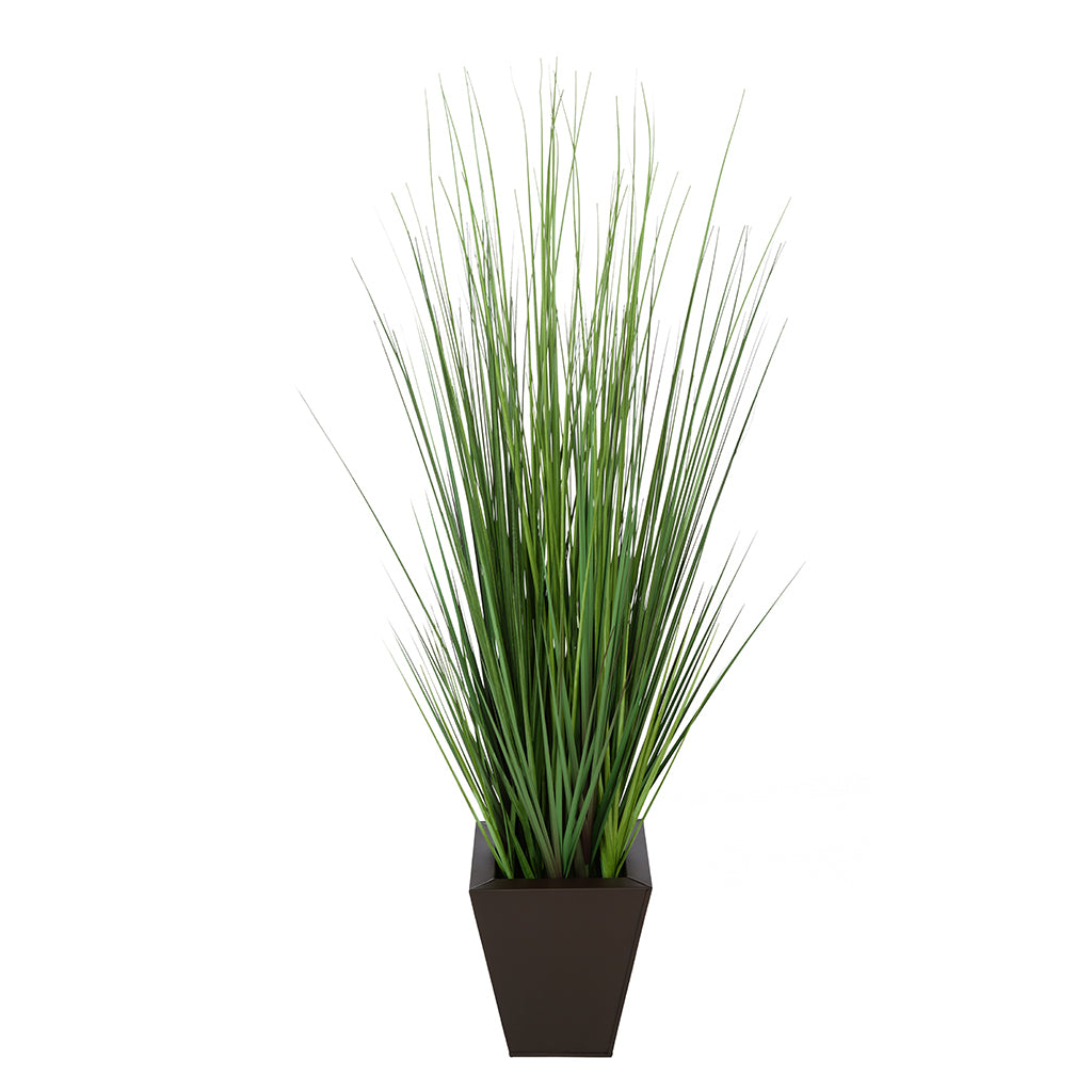 44-inch Grass in Square Zinc House of Silk Flowers®