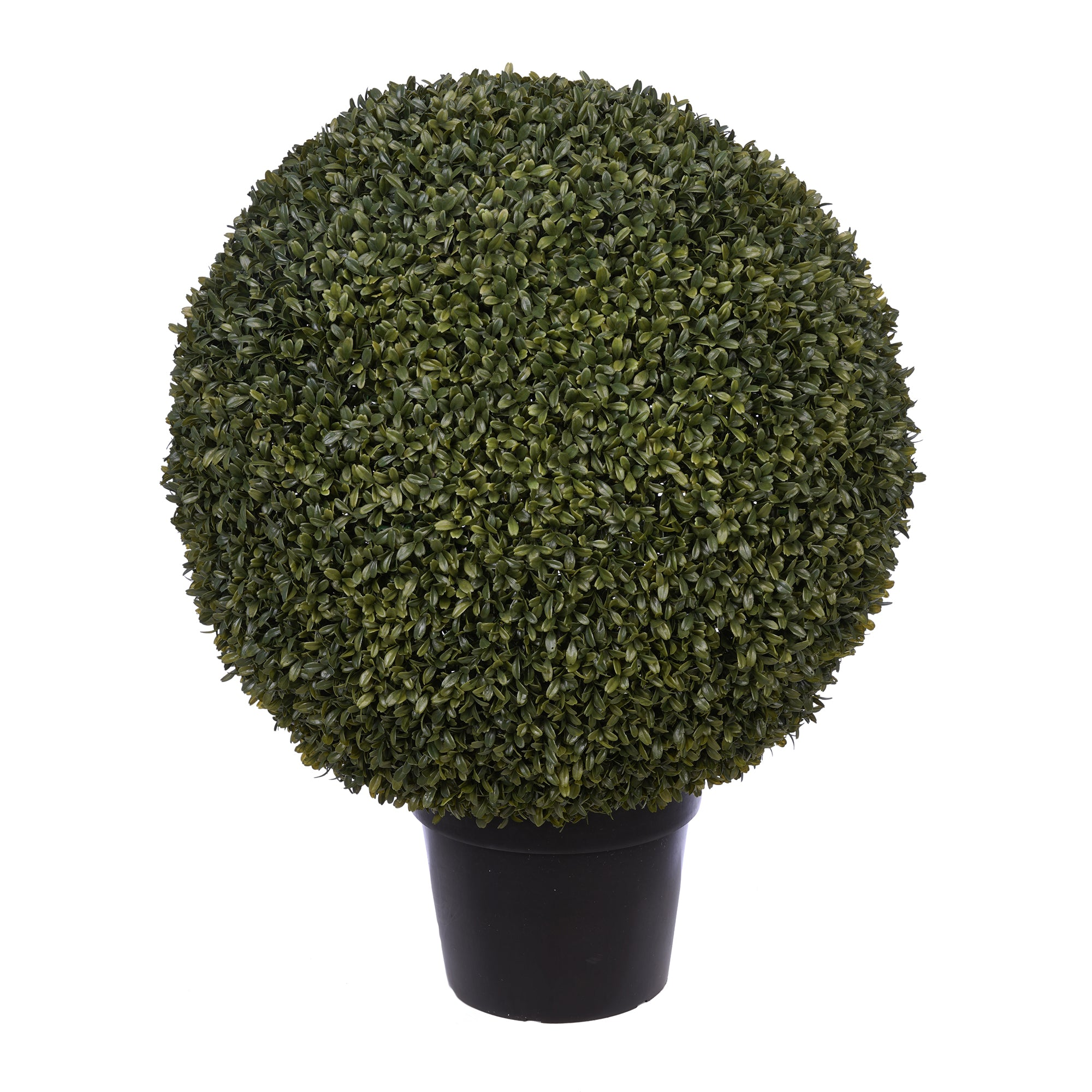 24-inch Boxwood Ball Topiary House of Silk Flowers ®