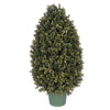 "26"" Boxwood Tower Topiary House of Silk Flowers®"