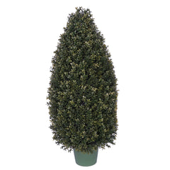 "38"" Boxwood Tower Topiary House of Silk Flowers®"