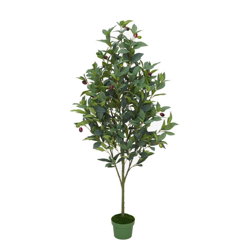 Faux 4ft Olive Tree