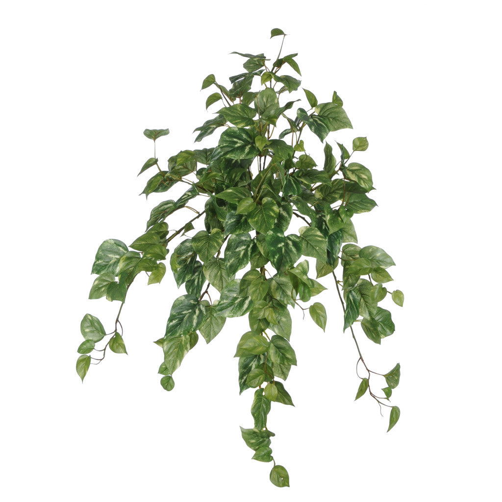 "Artificial 27"" Pothos Bush - House of Silk Flowers®"