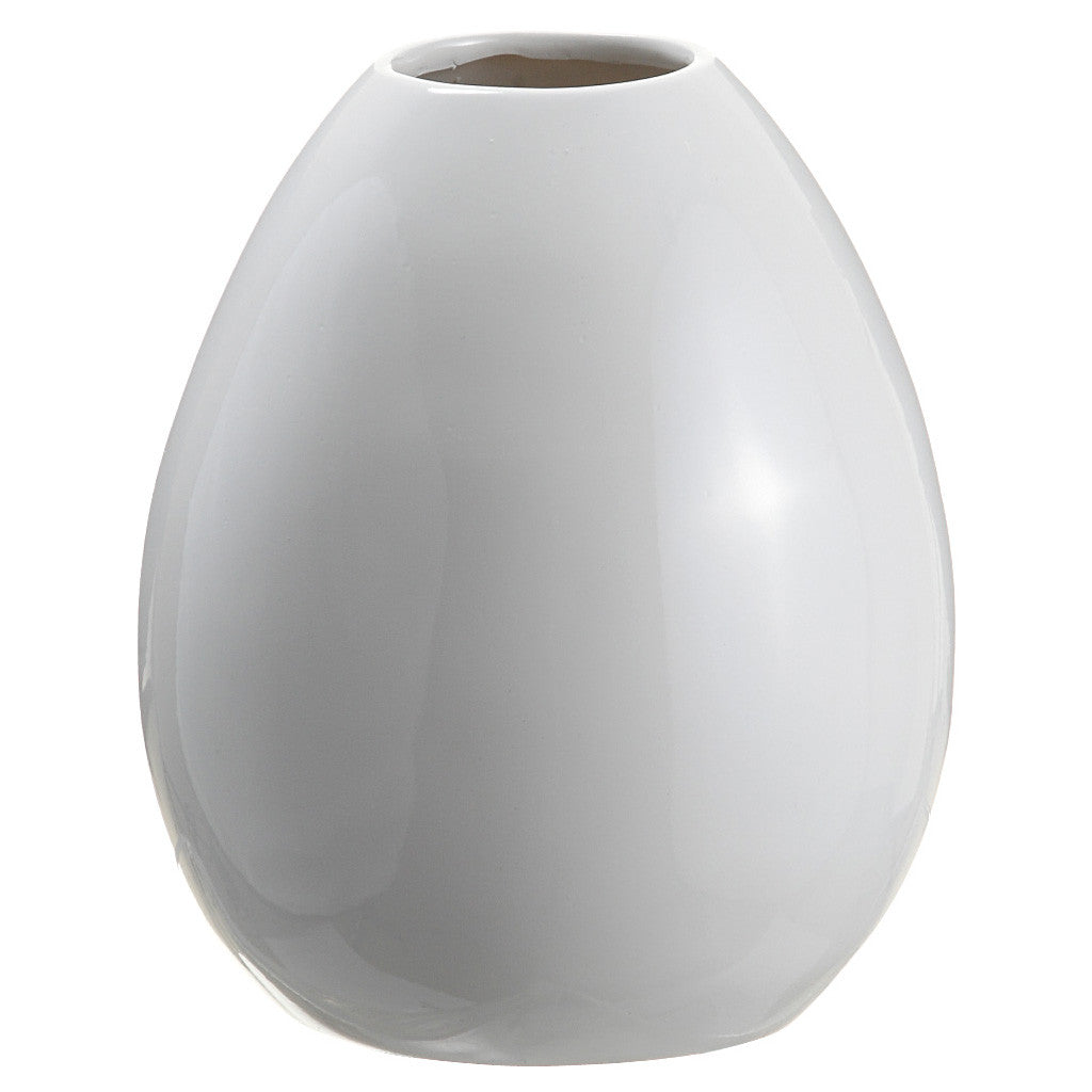 Polyresin Egg Vase - House of Silk Flowers®  - 2