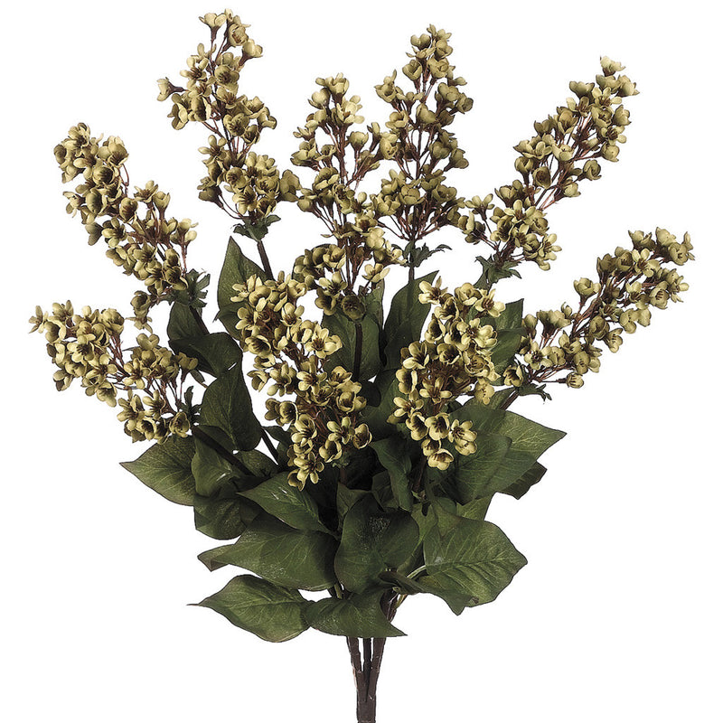 "Artificial 23"" Blossom Stock Bush - House of Silk Flowers®  - 2"