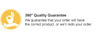 QualityImprint - 360 degree Quality Guarantee